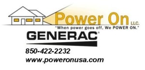 Power on Generac 2