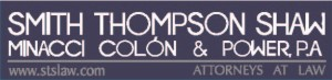 SmithThompsonSMCP Logo with www.stslaw