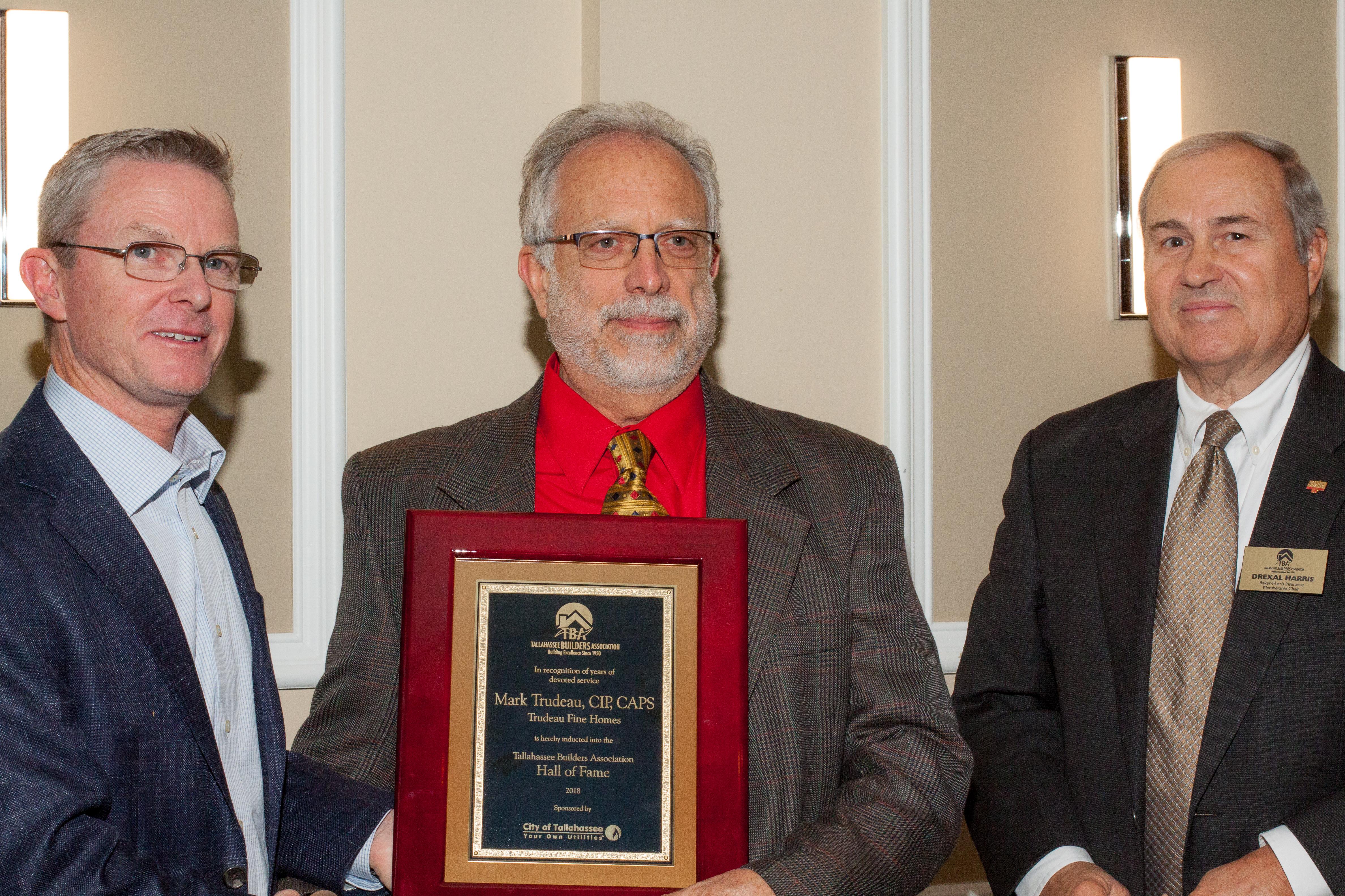 trudeau-Award