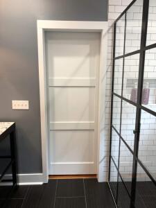 Door 1 - After