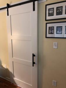 Door 2 - After