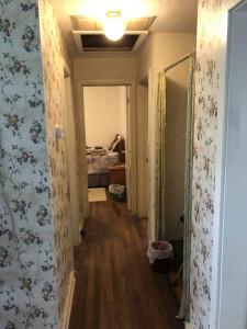 Hallway - Before