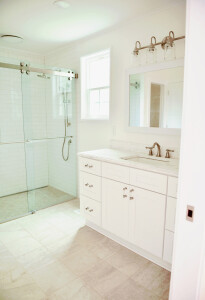 11. AFTER Bedroom 3 that became Owner's Bath