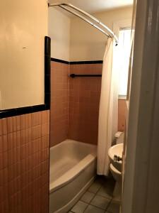 12. BEFORE Hall Bath